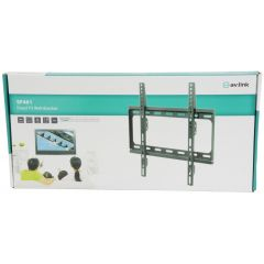 AV:Link 129.541UK SF401 Standard Fixed TV Bracket 26-55` 400x400