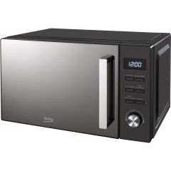 Beko MOF20110B 20Litre 800W Solo Microwave Oven With Digital Timer