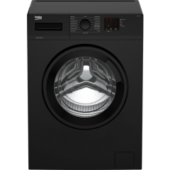 Beko WTK72041B BLACK 7kg 1200 Spin Washing Machine
