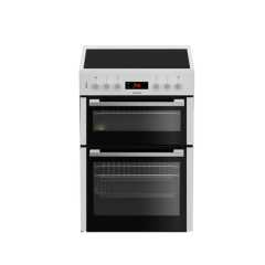 Blomberg HKN65W 60Cm Electric Cooker With Double Oven