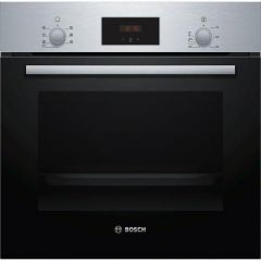 Bosch HBF113BR0B Serie 2 Built-In Single Oven