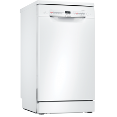 Bosch SPS2IKW04G Slimline 45cm Wide Dishwasher with 9 Place Settings