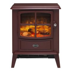 Dimplex BFD20BRG BRAYFORD Stove with Optiflame Effect and Moulded Log Bed