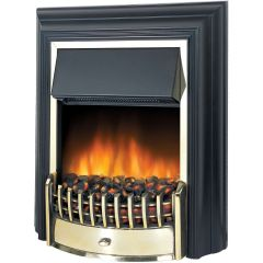 Dimplex CHT20 Cheriton F/S Fire With Optiflame Effect And Real Flames