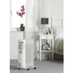 Dimplex OFC2000TI Oil Filled Column Radiator with Timer