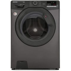 Hoover DHL1482DR3R-80 GRAPHITE 8kg 1400 Spin Washing Machine