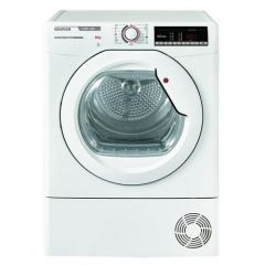 Hoover HLXC8DG 8kg Condenser Tumble Dryer - White - B Energy Rated