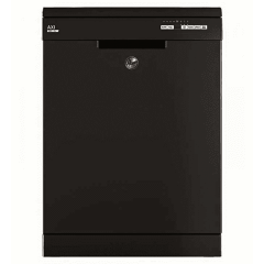 Hoover HSPN1L390PB-80 60cm 13 Place Setting Dishwasher with Smart Connectivity - Black