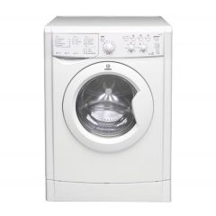 Indesit IWDC6125 6kg/5kg 1200 Spin Washer Dryer - White - B Energy Rated