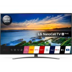 LG 49NANO866NA 49` 4K UHD NanoCell Smart TV