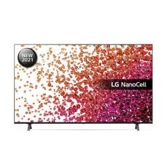 "LG 50NANO756PA 50"" 4K Ultra HD HDR NanoCell Smart TV"