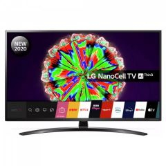 "LG 50NANO796NE 50"" 4K Ultra HD HDR10 NanoCell Smart TV with Google Assistant + Alexa"