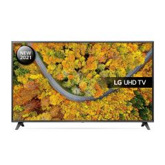 LG 75UP75006LC 75` 4K Ultra HD LED Smart TV with Ultra Surround Sound