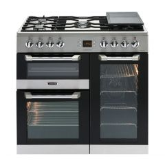 Leisure CS90F530X Cuisinemaster 90Cm Dual Fuel Range Cooker