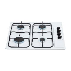 Matrix MHG100WH 60Cm 4 Burner Gas Hob
