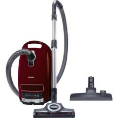Miele C3CAT_DOG C3CAT+DOG Cylinder Vacuum Cleaner-Tayberry Red