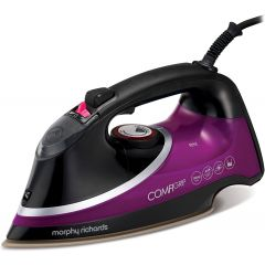 Morphy Richards 303119 Comfi Grip Steam Iron with Ceramic Sole Plate