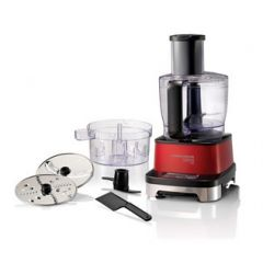 Morphy Richards 401001 Accents Induction Food Processor With Serrator Blade
