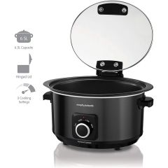 Morphy Richards 461020 Hinged Lid Sear + Stew Slow Cooker