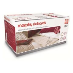 Morphy Richards 600004 King Size Dual Fleecy Blanket