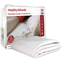 Morphy Richards 600115 King Size Washable Heated Under Blanket