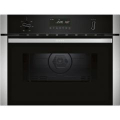 Neff C1AMG84N0B 44 Litre Combination Microwave - Stainless Steel