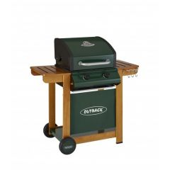 Outback OUT370546 TROOPER 2 Burner Gas Barbecue