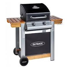 Outback OUT370695 SPECTRUM Hooded 2 Burner Gas Barbecue