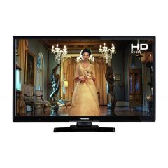 Panasonic TX24G302B 24 inch HD LED TV with Freeview HD