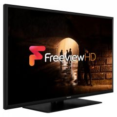 Panasonic TX43G302B 43 inch HD LED TV with Freeview HD