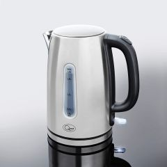 Quest 35349 Kettle Brushed Stainless Steel