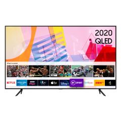 Samsung QE55Q60TAUXXU 55 inch QLED Smart TV - A+ Energy Rated