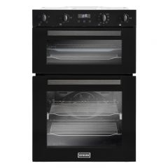 Stoves BI902MFCTBLK 444410217 Built-In Double Oven