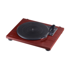 TEAC TN180BT-CH WOOD 3 Speed Analog Turntable with Phono EQ + Bluetooth