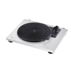 TEAC TN180BT-W WHITE 3 Speed Analog Turntable with Phono EQ + Bluetooth