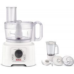 Tefal DO542140 Double Force Compact Food Processor