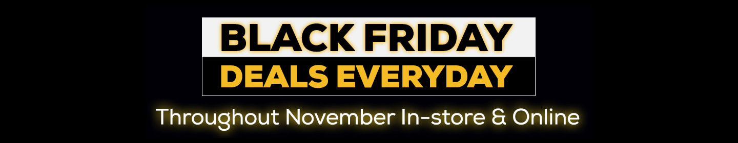 Black Friday Deals at Colin M Smith